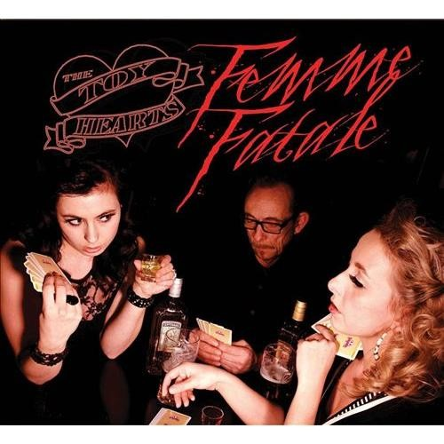 Femme Fatale [CD]