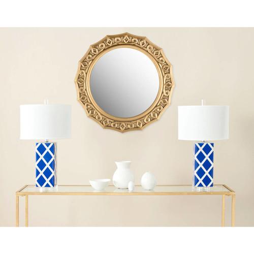 Safavieh Gossamer Lace Mirror