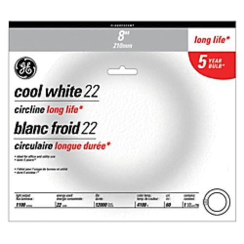 GE Circline Fluorescent Bulb, 22 Watts