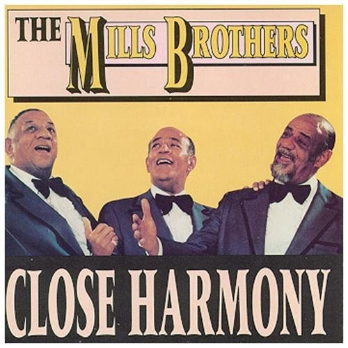 Close Harmony CD