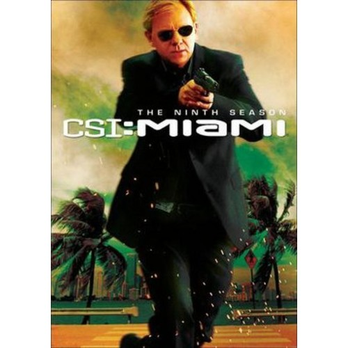 CSI: Miami - Complete Ninth Season (DVD)