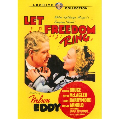 Let Freedom Ring [DVD] [1939]