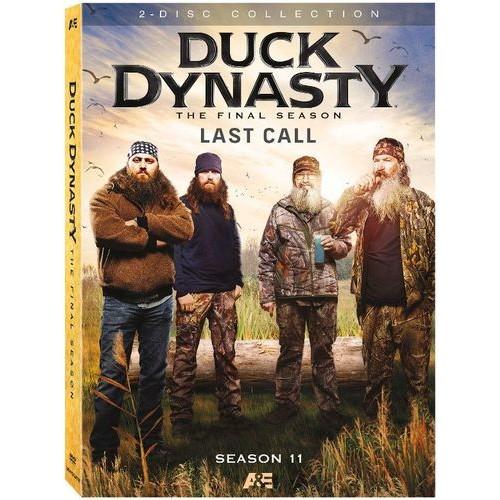 Duck Dynasty: Season 11 - The Final Season [2 Discs] [DVD]