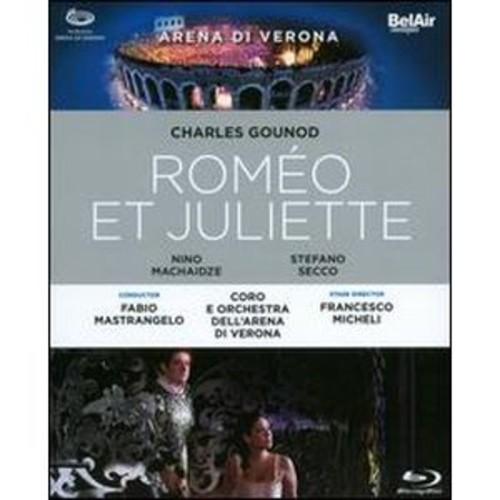 Gounod:romeo Et Juliette (Blu-ray)