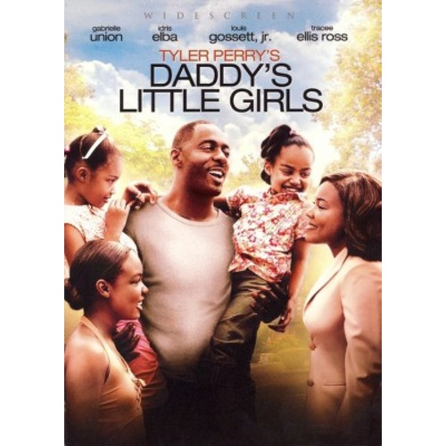 Tyler Perry's Daddy's Little Girls (WS) (dvd_video)