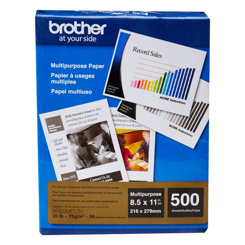 Brother BP60MPLTR 8.5