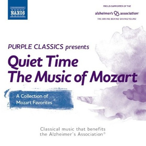 Various - Quiet time:Music of mozart (CD)