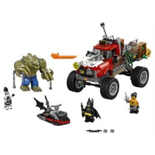 LEGO The Batman Movie Killer Croc(TM) TailGator (70907)