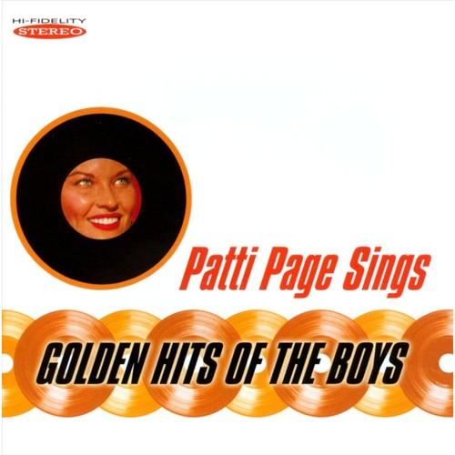 Sings Golden Hits of the Boys [CD]