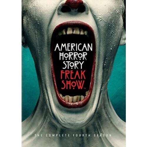 American Horror Story: Freak Show (4 Discs)