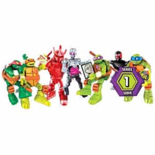 MegaBloks Micro Action Figures Series I Teenage Mutant Ninja Turtles - *Assortment