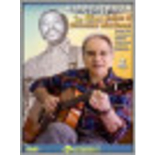 Happy Traum: Teaches the Blues Guitar of Brownie Mcghee [2 Discs] [DVD] [English] [2008]