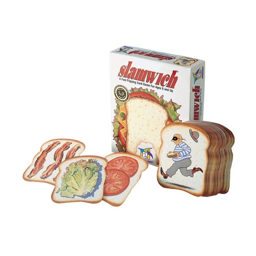 Slamwich: The Fast Flipping Card Game