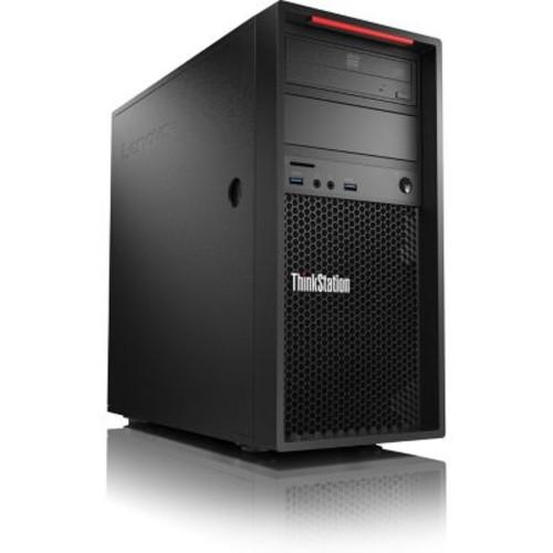 Lenovo ThinkStation P410 30B30063US Workstation, 1xIntel Xeon E5-1620 v4 Quad-core 3.50GHZ, 8GB DDR4 SDRAM, 256GB SSD