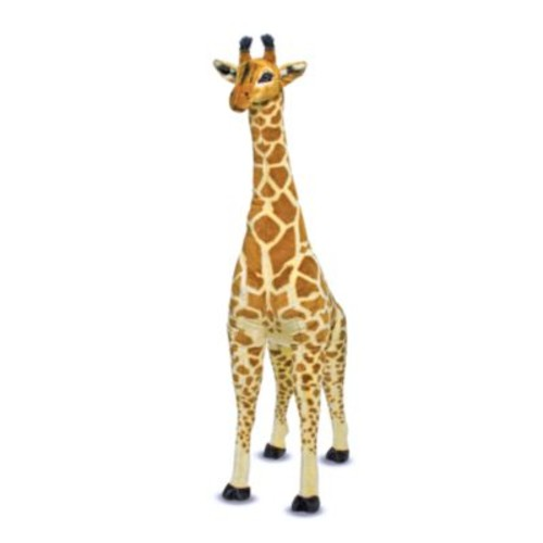 Giant Plush Giraffe - Ages 3+