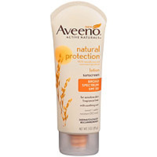 Natural Protection Lotion Sunscreen SPF 50