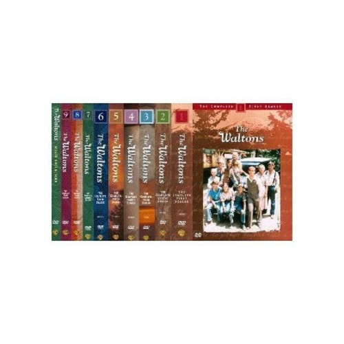 Waltons: The Complete Seasons 1-9 / The Movie Collection