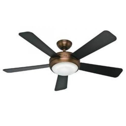 HUNTER FAN COMPANY Palermo 59050 Ceiling Fan / 5 Blades - 52.0