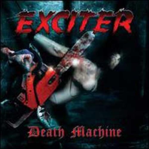 Death Machine By Exciter (Audio CD)