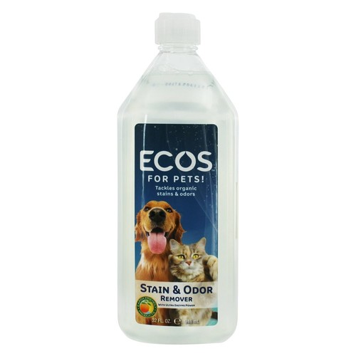 Earth Friendly - ECOS For Pets Stain & Odor Remover - 32 oz.