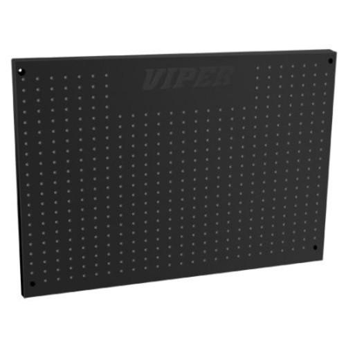 Black Steel Peg Board - Size: 24