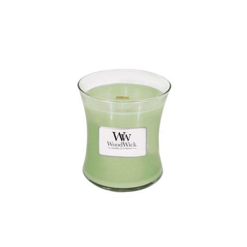 Woodwick Applewood Candle