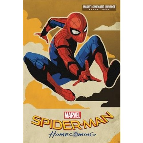 Phase Three Spider-man Homecoming (Hardcover)