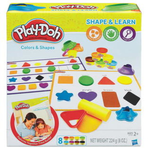 Play-Doh (Price/each)Play-Doh; Colors And Shapes