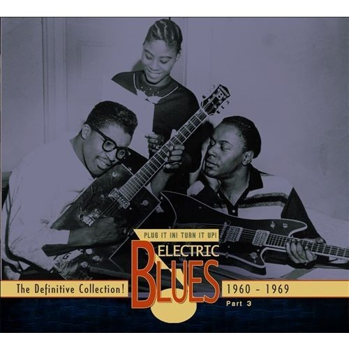 Plug It In! Turn It Up! Electric Blues - The Definitive Collection, Pt. 3: 1960-1969 [CD]