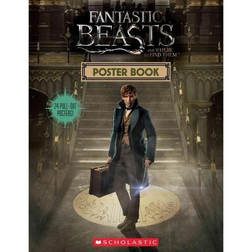 FANTASTIC BEASTS POSTER BOOK