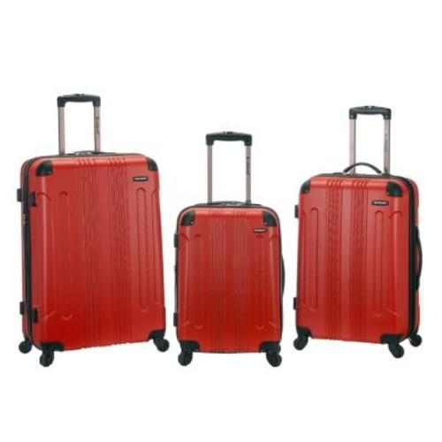 Rockland Luggage, 3-pc. Expandable Hardside Spinner Luggage Set