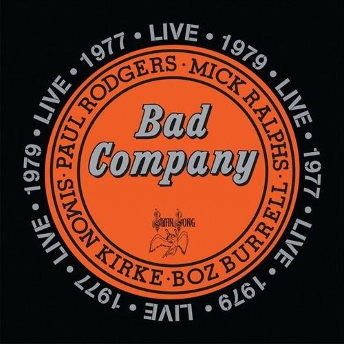 Live: 1977 & 1979 - CD