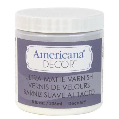 DecoArt Americana Decor 8 oz. Ultra Matte Varnish