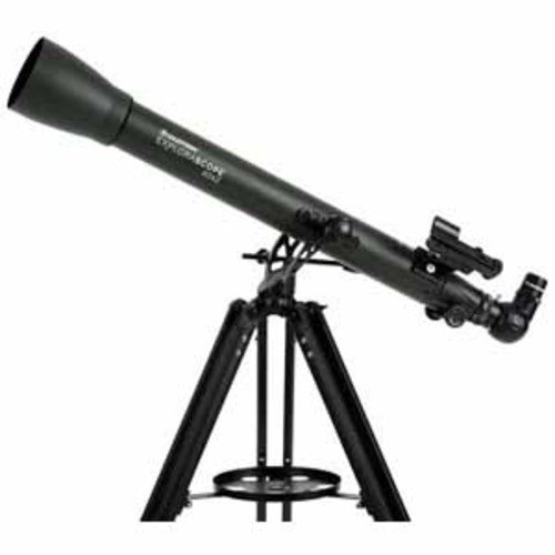 Celestron National Park Foundation ExploraScope 60 AZ 60mm Refractor