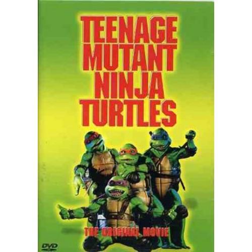 Teenage Mutant Ninja Turtles The Original Movie (DVD)