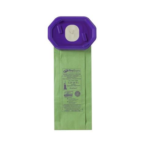 ProTeam Intercept Micro Filter Bags for ProGen 12 or 15 Vacuum   10/Case
