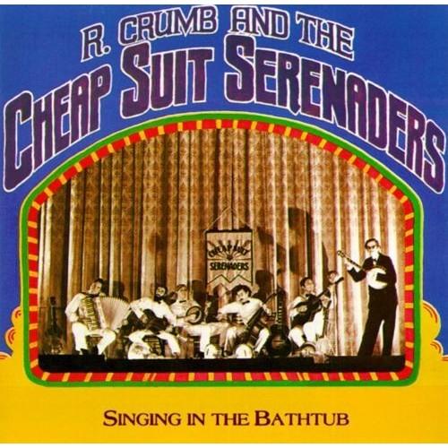 Singin' In The Bathtub CD (1993)