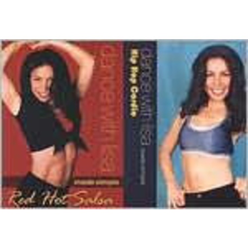 Dance with Lisa: Red Hot Salsa/Hip Hop Cardio