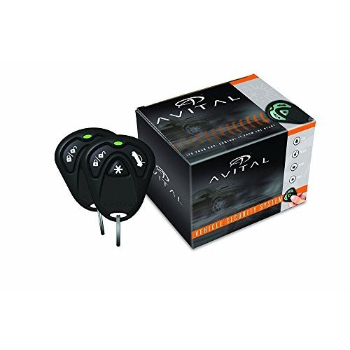 Directed Avital 1 Way Security System [3100L]