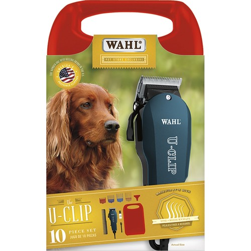 Wahl U-Clip Pet Clipper Kit