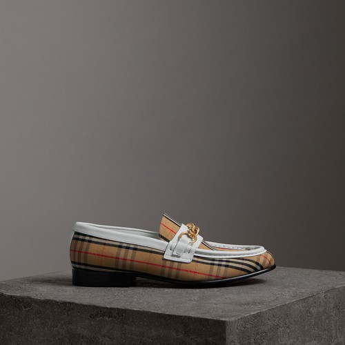 The 1983 Check Link Loafer