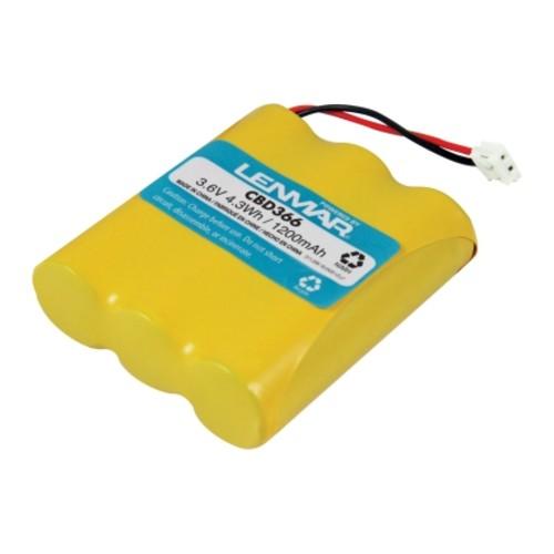 Lenmar CBD366 Cordless Telephone Battery (CBD366)