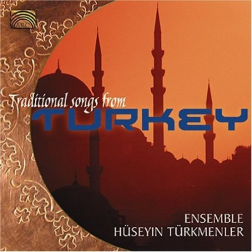 Traditional Songs From Turkey CD (2005)
