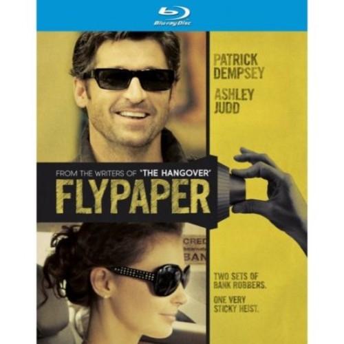 Flypaper [Blu-ray]: Patrick Dempsey, Ashley Judd, Tim Blake Nelson, Rob Minkoff, Jon Lucas, Scott Moore: Movies & TV
