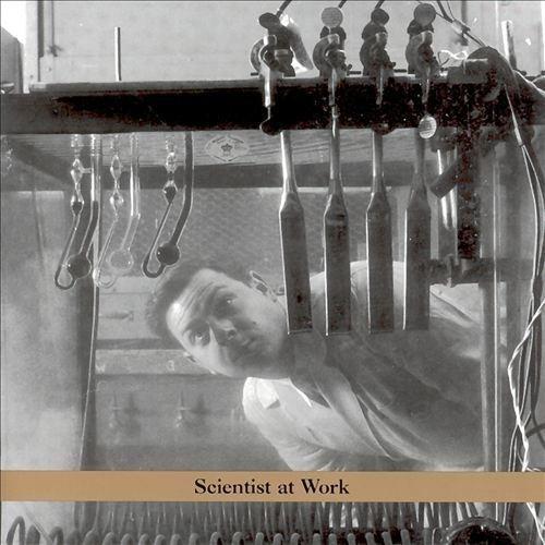 Scientist At Work CD (2002)