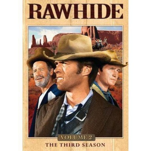 Rawhide: Season Three, Vol. 2 [4 Discs]