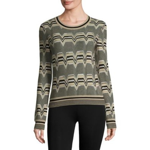 MISSONI Wool Knit Pullover