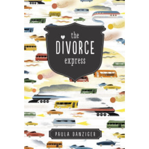 The Divorce Express Paula Danziger