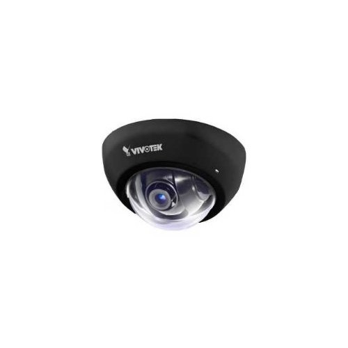Vivotek FD8136-F2-B Ultra-Mini Fixed Dome Network Camera (Black)