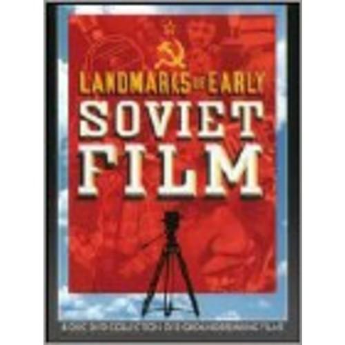 Landmarks of Early Soviet Film [4 Discs] [DVD]